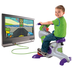 SMART CYCLE® Physical Learning Arcade System