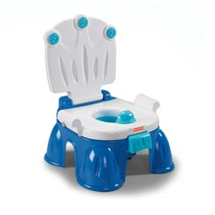Fisher Price Royal Potty Chair