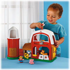 Little People® Animal Sounds Farm™