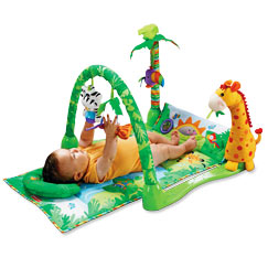 Rainforest™ 1-2-3 Musical Gym