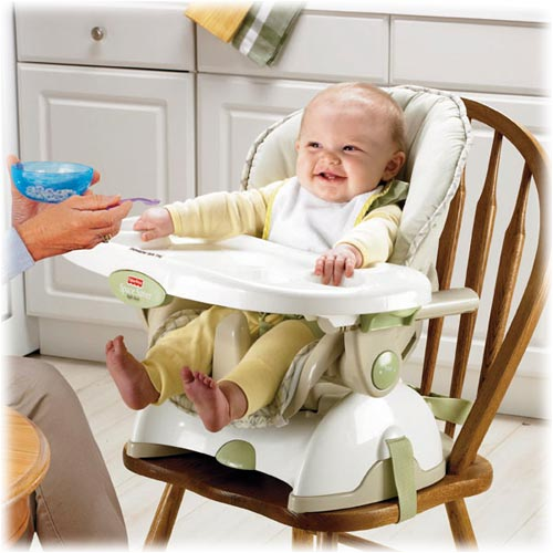 Silla de comer space saver for Silla fisher price para comer