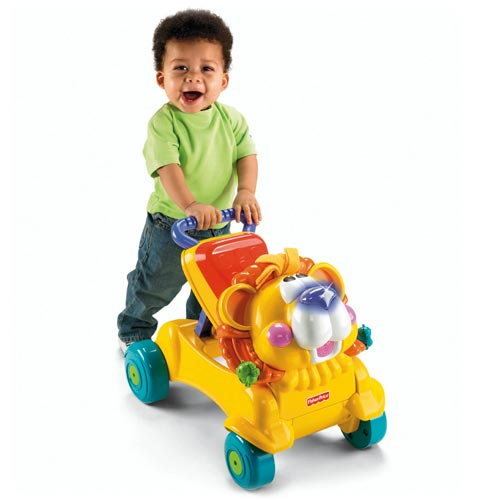 Go Baby Go!™Stride-to-Ride™ Lion