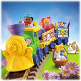 Little People® Easter Train