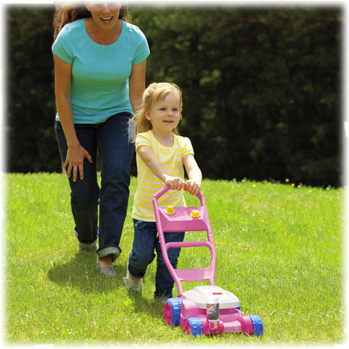 Bubble Mower Pink