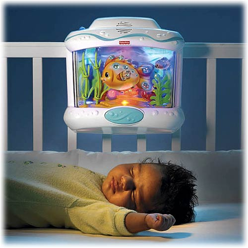 Ocean wonders aquarium with remote control for Fisher price fish bowl