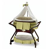 Zen Collection™ Gliding Bassinet