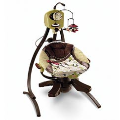 Zen Collection™ Cradle Swing