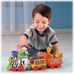 Little People® Musical Zoo Train