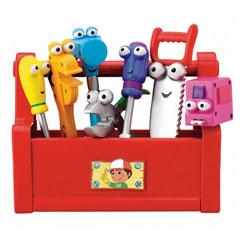 Caisse a outil manny et ses outils