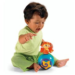 Go Baby Go!™ Crawl-Along Musical Ball™