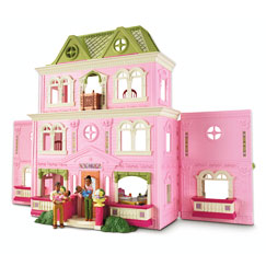 Loving Family™ Grand Dollhouse (African-American Family)
