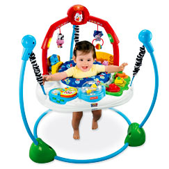 Jumperoo de Laugh and Learn