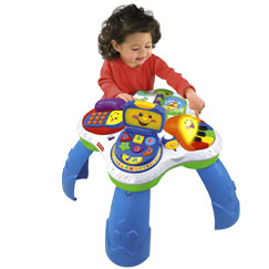 Laugh & Learn™ Fun With Friends™ Musical Table