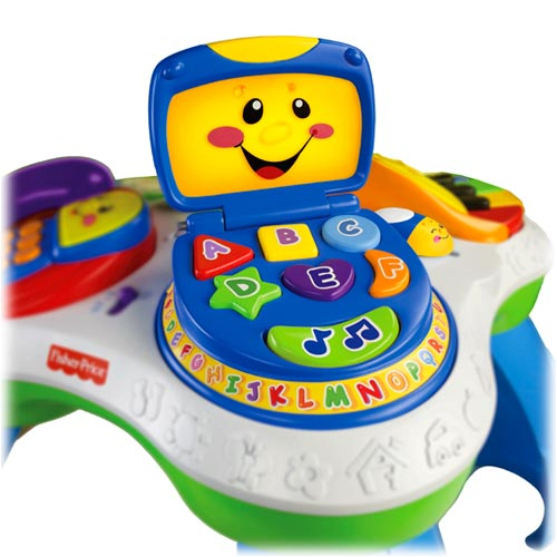 Fisher Price Laugh Learn Fun With Friends Musical Table Review
