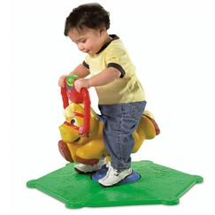 Laugh & Learn™ Smart Bounce & Spin Pony™