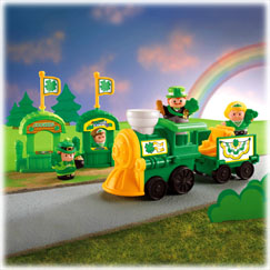 Little People® St. Patrick's Day Parade Play Set