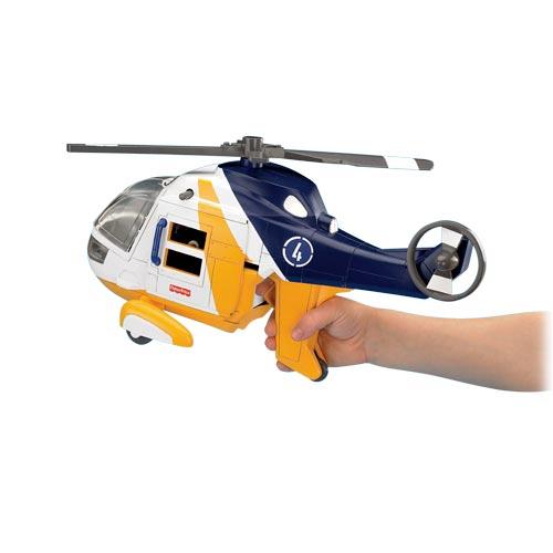 救援直升飞机