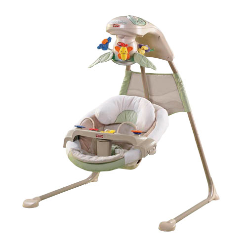 Recommend A Swing Or Bouncer Babycenter