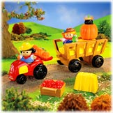 Little People® Harvest Hayride