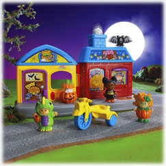 Little People® Trick-or-Treat Surprise™