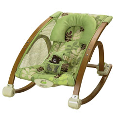 Brentwood Baby Collection Rocker & Seat