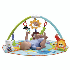 Precious Planet™ Deluxe Musical Activity Gym
