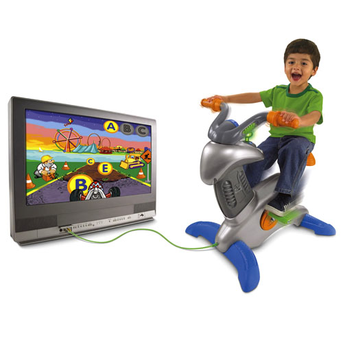 Fisher price smart cycle hookup