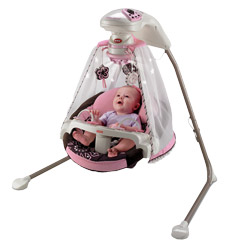 Starlight Cradle n Swing