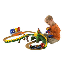 GeoTrax® Remote Control Timbertown Railway™