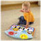 As baby grows, move the piano to the floor for sit and play fun!
