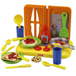Fisher Price Play My Way Kitchen P5494 Shipped