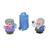 Little People® Grandparent Figures