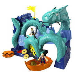 Imaginext® Sea Dragon Island