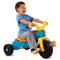 Ride! Independent pedaling fun for big kids.