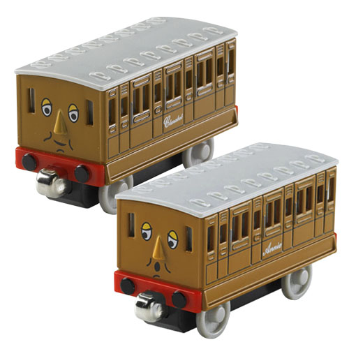 Annie & Clarabel Two-pack