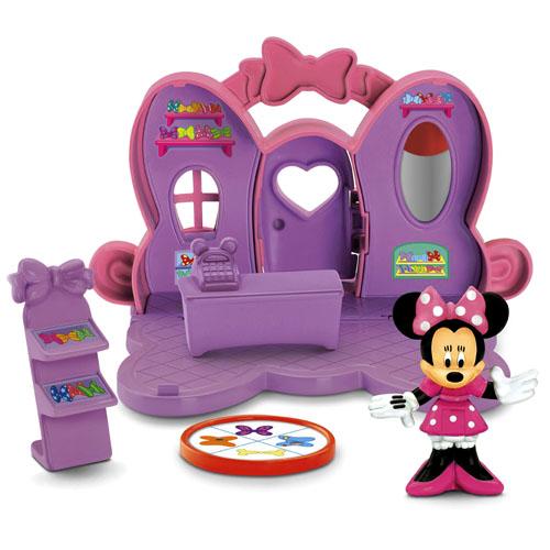 la boutique de minnie mouse. Black Bedroom Furniture Sets. Home Design Ideas