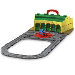 Thomas and Friends HANGARUL TIDMOUTH