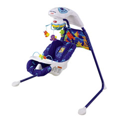Ocean Wonders™ Cradle 'n Swing