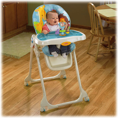 fisher price precious planet high chair 2
