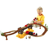 GeoTrax®: Disney•Pixar Toy Story 3 Exploding Bridge RC Set