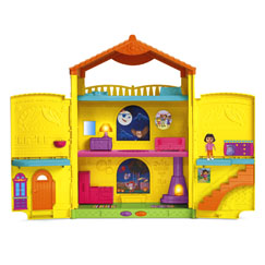 Dora Window Surprises Dollhouse