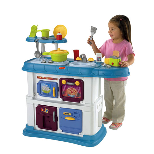 Grow with me kitchen for Playskool kitchen set