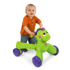 Go Baby Go!™ Stride-to-Ride™ Dino