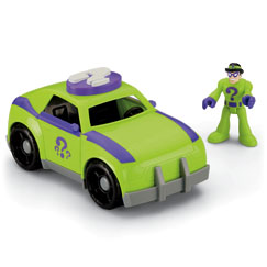 Imaginext® DC Super Friends™ The Riddler and Car