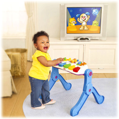 Fisher-Price Laugh & Learn & Move Music Station Toy T5124