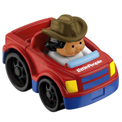 Little People® Wheelies™ Pick-Up Truck