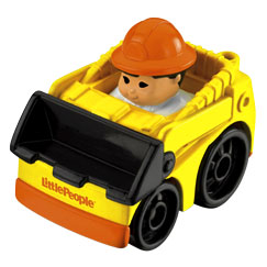 Little People® Wheelies™ Loader