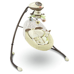 My Little Snugabunny™ Cradle 'n Swing