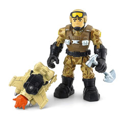 Rescue Heroes® Perry Trooper™