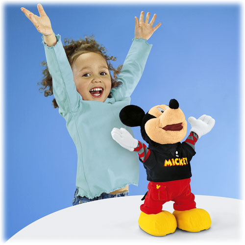 Home > Brands > Mickey Mouse Clubhouse > Products > Dance Star Mickey